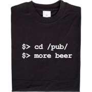 cd pub; more beer