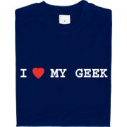 I love my geek